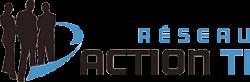 Logo de l'association Réseau Action TI du Québec